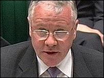 Armed Forces Minister Adam Ingram