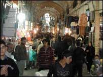 Market in Tehran