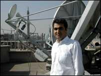 Abdi Fatah, managing director of Pars Online