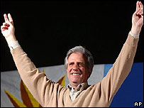 Tabare Vazquez