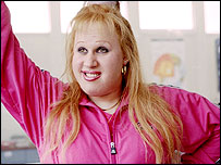 Little Britain character Vicky Pollard