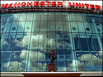 Manchester United are at the centre of takeover speculation
