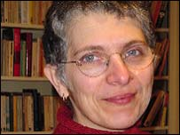 Writer and columnist for the Daily Mail, Melanie Phillips