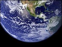La Tierra. (Nasa)