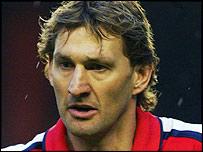 Former Arsenal defender Tony Adams