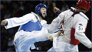 Could Taekwondo be for you?  