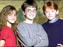 Harry Potter cast members