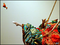 Yinka Shonibare's The Swing