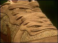 Nike tweed shoe