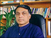 Proshika President Qazi Faruque Ahmed