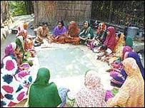 Proshika women's empowerment programme