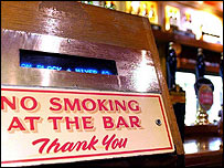Liverpool is the first city in the UK to ban smoking