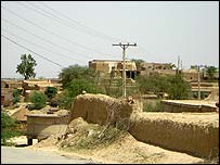 Village of Gah