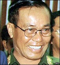 Soe Win (file photo)