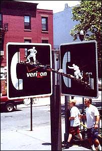 Darius y Downey de Nueva York. Imagen cortes�a de woostercollective.com
