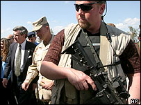 Private security in Iraq