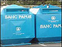 Paper banks
