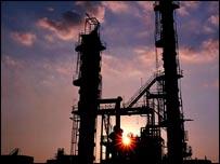Reginería de petroleo
