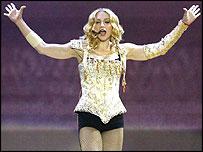 Madonna, Los Angeles, 24 May 2004