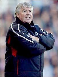 Nottingham Forest manager Joe Kinnear