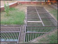 Drains in Tillona