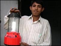 Ram Kishen, 15, Tillonia village