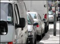 Parking in London