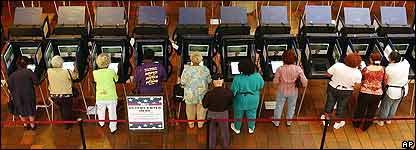 Voto adelantado en la Florida