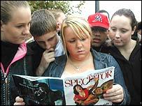 Liverpool students