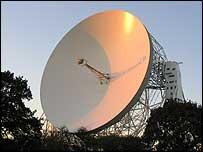 Lovell Telescope, Jodrell Bank
