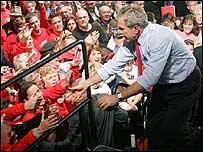Presidente George Bush