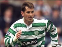 Celtic captain Jackie McNamara