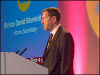 Photo of David Blunkett