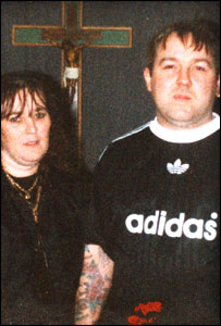 Lisa and Robert Hughes
