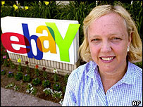 eBay chief Meg Whitman