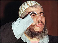Abu Hamza, British agent promoting fake terror?