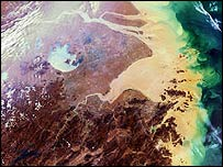 The Yangtze River, Esa/Envisat