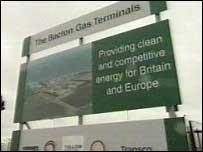Bacton Terminal