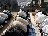 Muslims in Delhi