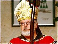 Bishop O'Malley