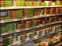 Image of ready meals