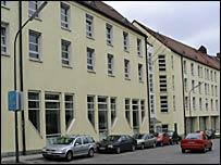 Штаб-квартира организаций судетских немцев в Мюнхене