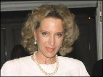 Princess Michael in 1990