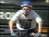 Image of cyclist