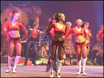 The show is set to be ablaze with colour, dance and song