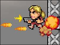 Screenshot from Fatal Force, Macrospace