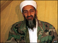Osama Bin Laden ( file picture)