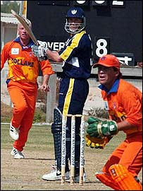 Holland and Scotland only play each other in one-day cricket