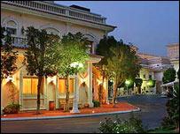 Oasis villa (Courtesy of Oasis Resorts)