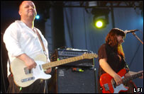 The Pixies in 2004